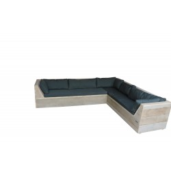Wood4you - Loungeset 6...