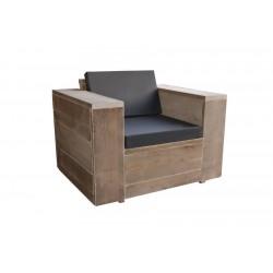 Wood4you - Loungestoel...