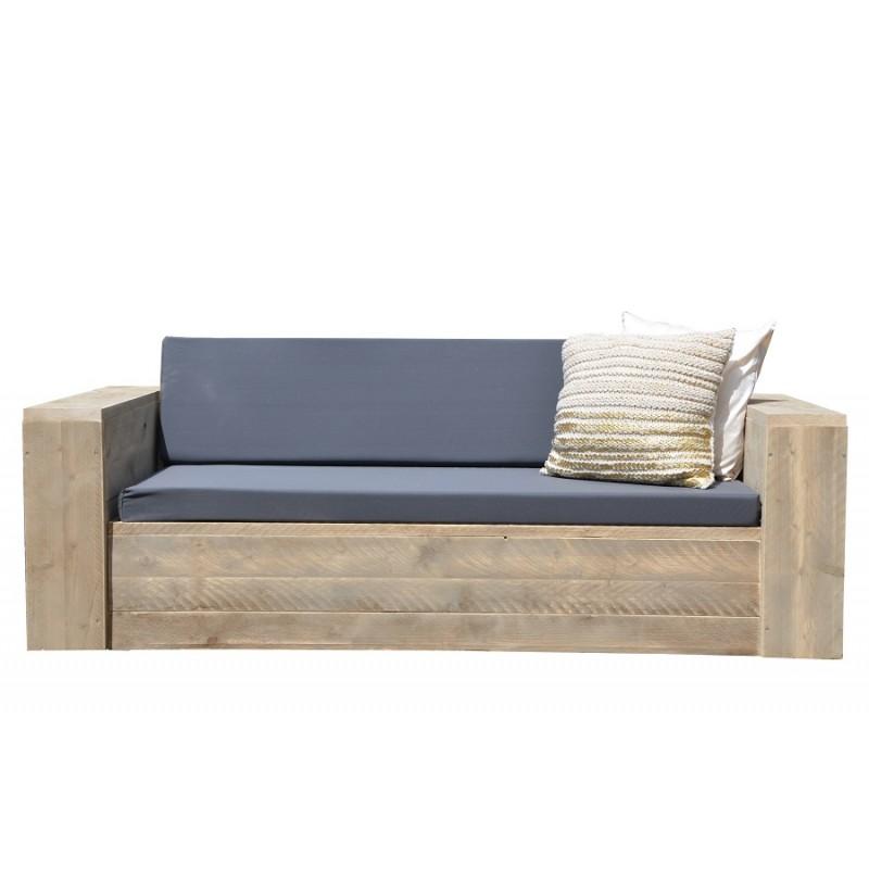 Wood4you - Loungebank steigerhout...