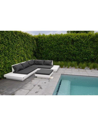 Wood4you - Loungeset 12 Wit...