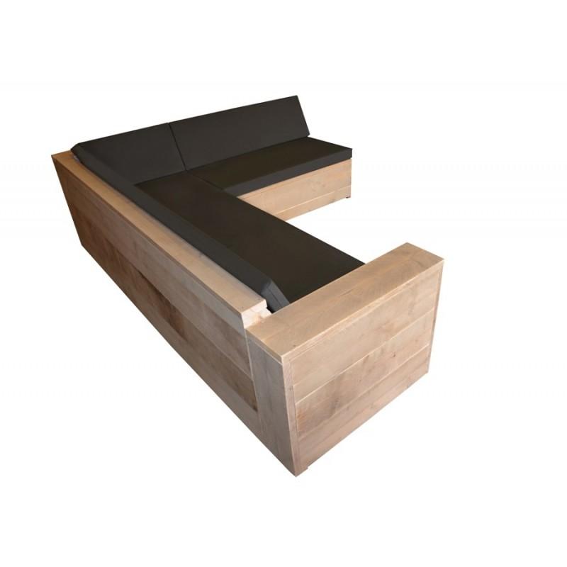 Wood4you - Loungeset Steigerhout San...