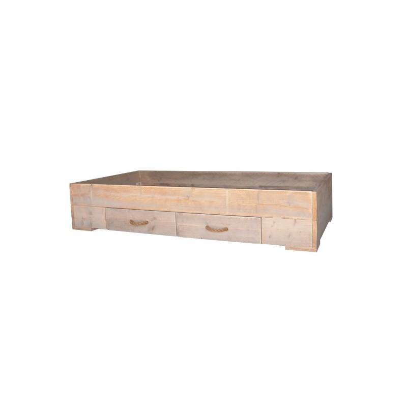 Wood4you - Eenpersoonsbed Billy...